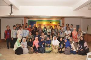 Center for the Study of Religion and Culture (CSRC) UIN Jakarta gandeng Pesantren Darunnajah gelar seminar Local Day of Human Rights bertajuk Pendidikan Perdamaian Berprespektif HAM dan Islam Berbasis Pesantren. Sabtu (27/8)