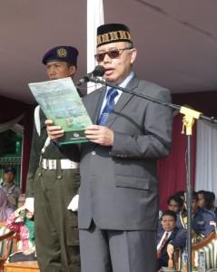 Rektor: Belajar Dengan Giat dan Patuhi Kode Etik UIN Jakarta