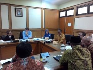 Kedubes Perancis Tawarkan Special Design untuk Peneliti UIN Jakarta