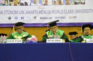 Ketua Senat UIN Jakarta