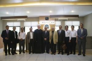 Rencanakan Konferensi Internasional, Liga Universitas Islam Gandeng UIN Jakarta