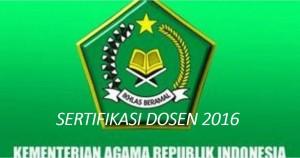 20 Dosen UIN Jakarta Dinyatakan Layak Ikuti Program Sertifikasi PTKI