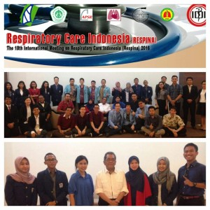 Kedokteran UIN Jakarta kembali menorehkan prestasi setelah empat mahasiswanya kembali memperoleh juara I dalam final Respi Quizz yang diadakan di Ballroom Shangri-La Hotel Jakarta pada Sabtu (27/08).