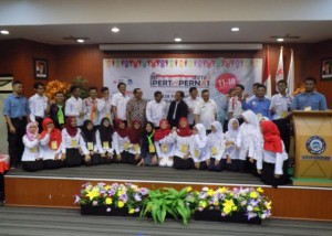 KSR PMI Unit UIN Jakarta Gelar Pertopernas II