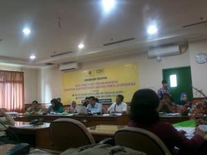 Pusat Kajian Agama dan Budaya atau Center for the Study of Religion and Culture (CSRC) UIN Jakarta memaparkan hasil kajiannya atas ujaran kebencian (hate speech) di Gedung Syahida Inn, Selasa (9/07). CSRC melakukan penelitian atas ujaran kebencian selama empat bulan (April-Juli 2016) di enam provinsi.