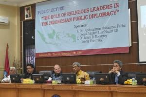 Islam Indonesia Dapat Jadi Alat Diplomasi Publik