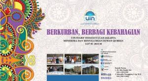Jakarta lakukan penyebaran hewan qurban ke beberapa lokasi yang telah ditentukan, hal ini seiring perayaan Idul Adha 1437 H.