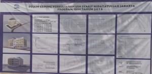 Gedung perkuliahan UIN Jakarta mulai dibangun hari ini, Selasa (6/9).