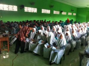 Sosialisasi UIN Jakarta di Gresik, Jawa Timur. Rabi-Kamis (21-23/9).