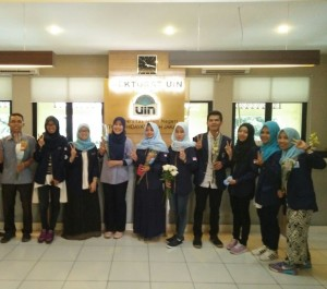 UIN Jakarta Student Council Celebrate the International Day of Peace