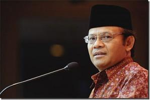 Prof Dr Komaruddin Hidayat