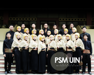 UIN Jakarta Student Choir (PSM) will participate in two International events in South Korea on October 18-24.