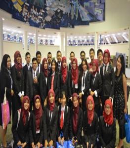 Tiga Mahasiswa UIN Ikuti Student Exchange ke Tiongkok dan Singapura