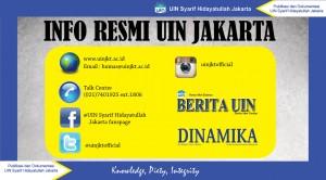 UIN Syarif Hidayatullah Jakarta Official Account