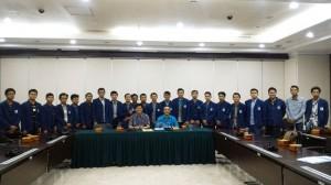 LiSEnSi UIN Jakarta Sambangi Bappenas RI