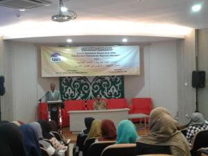 PBA UIN Jakarta held Arabic Language Stadium General