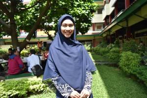 "Oki Setiana Dewi: ""Saya Senang Belajar Islam di SPs UIN Jakarta"""