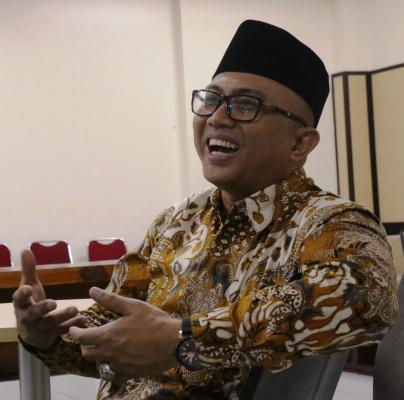 Direktur Diktis Apresiasi Pertambahan Jurnal Terakreditasi UIN Jakarta