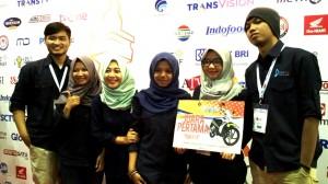 Dakwah dan Komunikasi Televisi (DNK TV) Fakultas Dakwah dan Ilmu Komunikasi (FDIK) UIN Jakarta raih juara satu pada Competition Broadcasting Expo 2016. Kompetisi yang berlangsung selama tiga hari, Jumat-Minggu (21-23/10) ini, bertempat di Balai Kartini Jakarta.