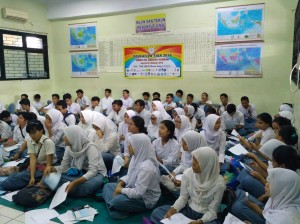 Bagian Publikasi dan Dokumentasi (Pubdok) UIN Jakarta kembali melakukan sosialisasi di SMA Negeri 86 Jakarta. Acara yang diikuti sedikitnya 300 siswa ini dilaksanakan pada, Jumat (28/10)