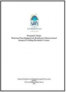 Tingkatkan Publikasi Internasional, UIN Jakarta Terbitkan Juknis