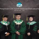 Pimpinan UIN Syarif Hidayatullah Jakarta