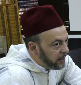 Professor Hamid Silmi, UIN Jakarta Visiting Professor dari Canadian Centre for Deen Studies, Kanada.