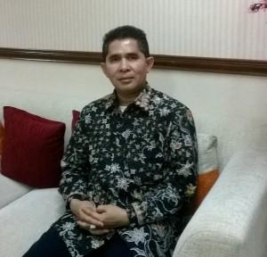 Dekan FKIK UIN Jakarta Prof. Dr. Arif Sumantri, SKM. M.Kes.