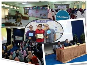 Dongkrak Syiar Islam di Kampus, LDK Syahid UIN Jakarta Gelar Syahid Fair