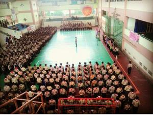 Meriahkan HUT ke-27, Pramuka UIN Jakarta Gelar Festival Kepramukaan