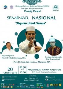 Seminar Nasional Hiqma