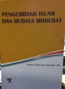 """Rabu Esok, Buku """"Pengembang Islam dan Budaya Moderat"""" Akan Dibedah"""