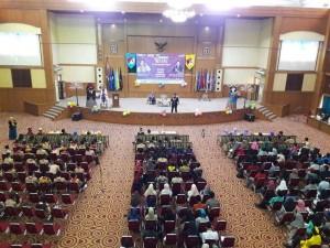 Pramuka UIN Jakarta Berulang Tahun
