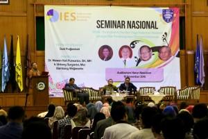 DEMA FEB Gelar Seminar Nasional Kelautan