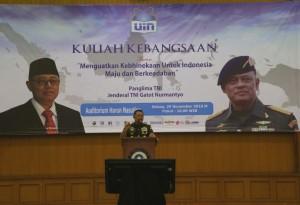 Panglima TNI: Generasi Muda, Hindari Narkoba