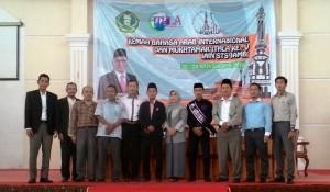 Mahasiswa UIN Jakarta Hadiri ITHLA