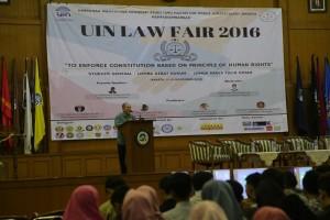 FSH UIN Jakarta held FSH Law Fair 2016
