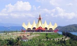 -Menara Siger-Provinsi Lampung berkesempatan menjadi tuan rumah pelaksanaan Annual International Conference On Islamic Studies (AICIS) ke-16 tahun 2016. Kegiatan ini dipusatkan di Institut Agama Islam Raden Intan Lampung, Selasa-Jumat (1-4/11).