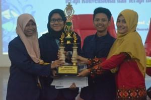 PSIK UIN Jakarta Sabet Juara Olimpiade Keperawatan