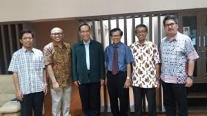 Persiapkan Menjadi PTN BH, UIN Jakarta Kunjungi Sejumlah PTN BH