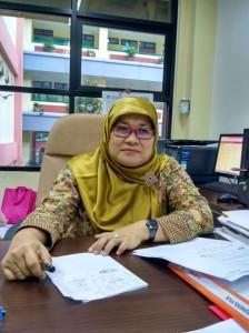 Dalam rangka meningkatkan layanan akademik, Bagian Akademik UIN Jakarta meluncurkan Sistem Layanan Akademik (SLA). Demikian disampaikan Kepala Bagian Akademik Ir Yarsi Berlianti Msi, saat ditemui BERITA UIN Online di ruang kerjanya, Jumat (18/11).