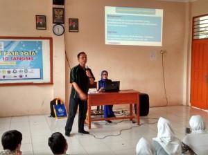 UIN Jakarta Gelar Sosialisasi di SMAN 10 Tangsel