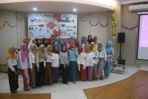 HMJ PIPS UIN Jakarta holds Beauty Class and Miss PIPS Election