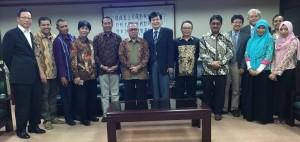 Taiwan Buka Peluang Beasiswa untuk Sivitas Akademik UIN Jakarta
