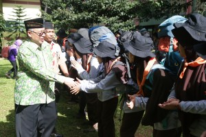 Rector: Scouting Activities to Create the Future Leader of the Nation
