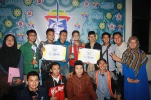 Unit Kegiatan Mahasiswa Himpunan Qari dan Qari'ah Mahasiswa (UKM HIQMA) berhasil meraih menjuarai sejumlah kejuaraan pada Gebyar Qurani dan Seni Islami di Bandung, Jumat-Senin (8-12/12/2016). Acara yang diadakan oleh Unit Pengembangan Tilawah Quran (UPTQ) UIN Sunan Gunung Djati Bandung ini diikuti oleh sejumlah utusan universitas se-Indonesia.