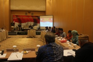 Lemkaji MPR RI dan FSH UIN Jakarta Gelar FGD Empat Pilar