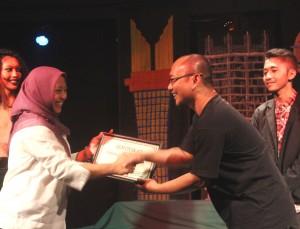Art Yogyakarta Meriahkan Acara Repertoar Hijau