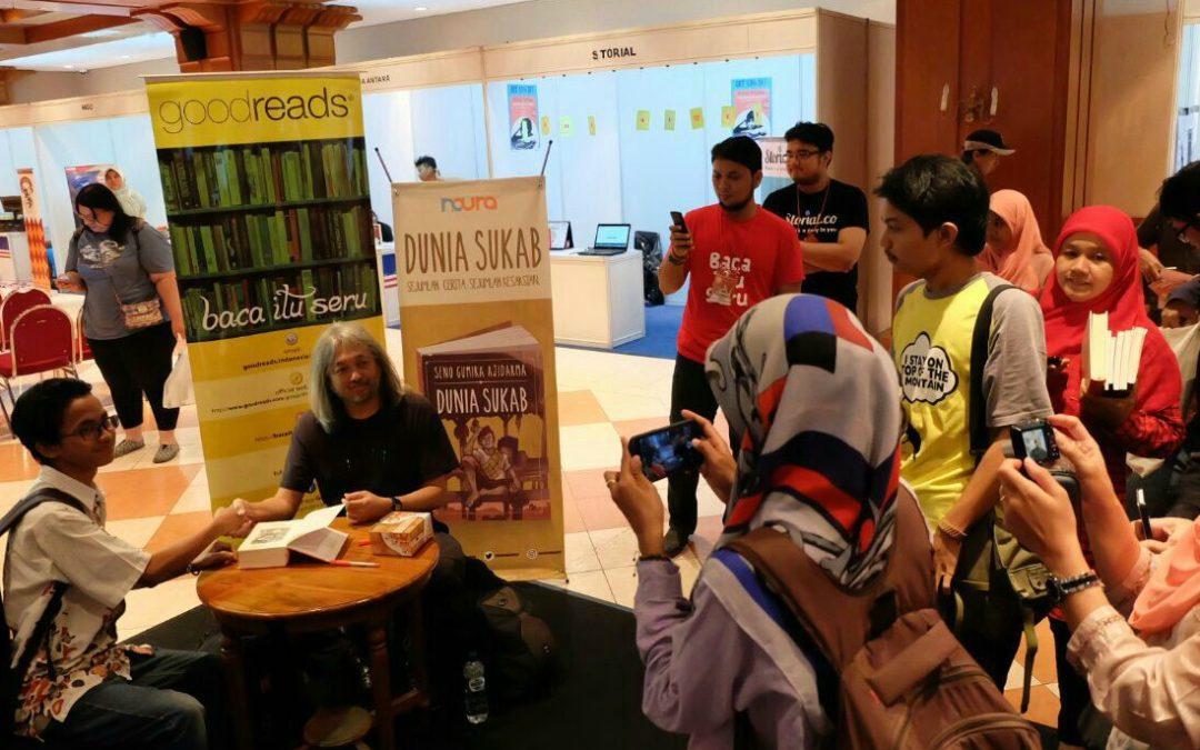 IRF 2016, Peduli Budaya Literasi Indonesia