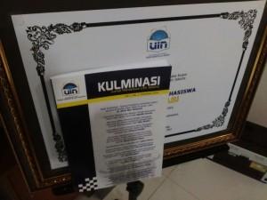 Inilah KULMINASI, Jurnal Ilmiah Mahasiswa UIN Jakarta